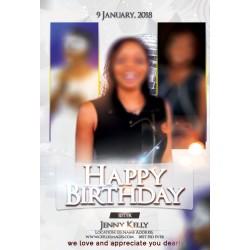king happy birthday flyer v1