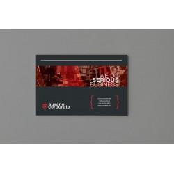 Auxano Modern Corporate Brochure Template