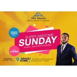 2020 Super Awesome Church Invite