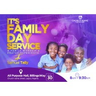 2020 Family Day Service Design T1