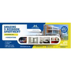 Apart-Go Real Estate Flyer Sample Design