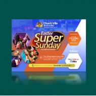 An Easter Super Sunday Invite Design