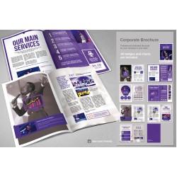Global Music Report Brochure MockUp