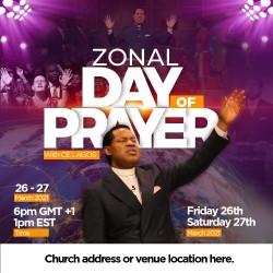 Zonal day of prayer