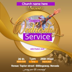 wed super service invite