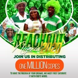 Reachout Nigeria 2020 design