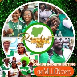 Reachout Nigeria Prayer design