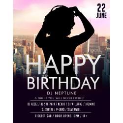 party birthday design 020