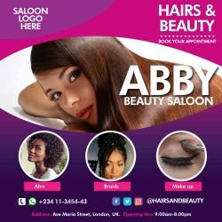 Abby Beauty Saloon