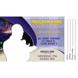 church flyer invite