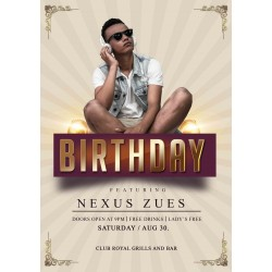 nexus birthday