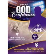 Beautiful Church Event Flyer