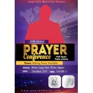 Church Program Flyer