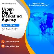 Digital Marketing Business Flyer