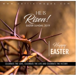 Happy Easter Card 3