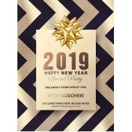 December 31 New Eve Flyer Invite